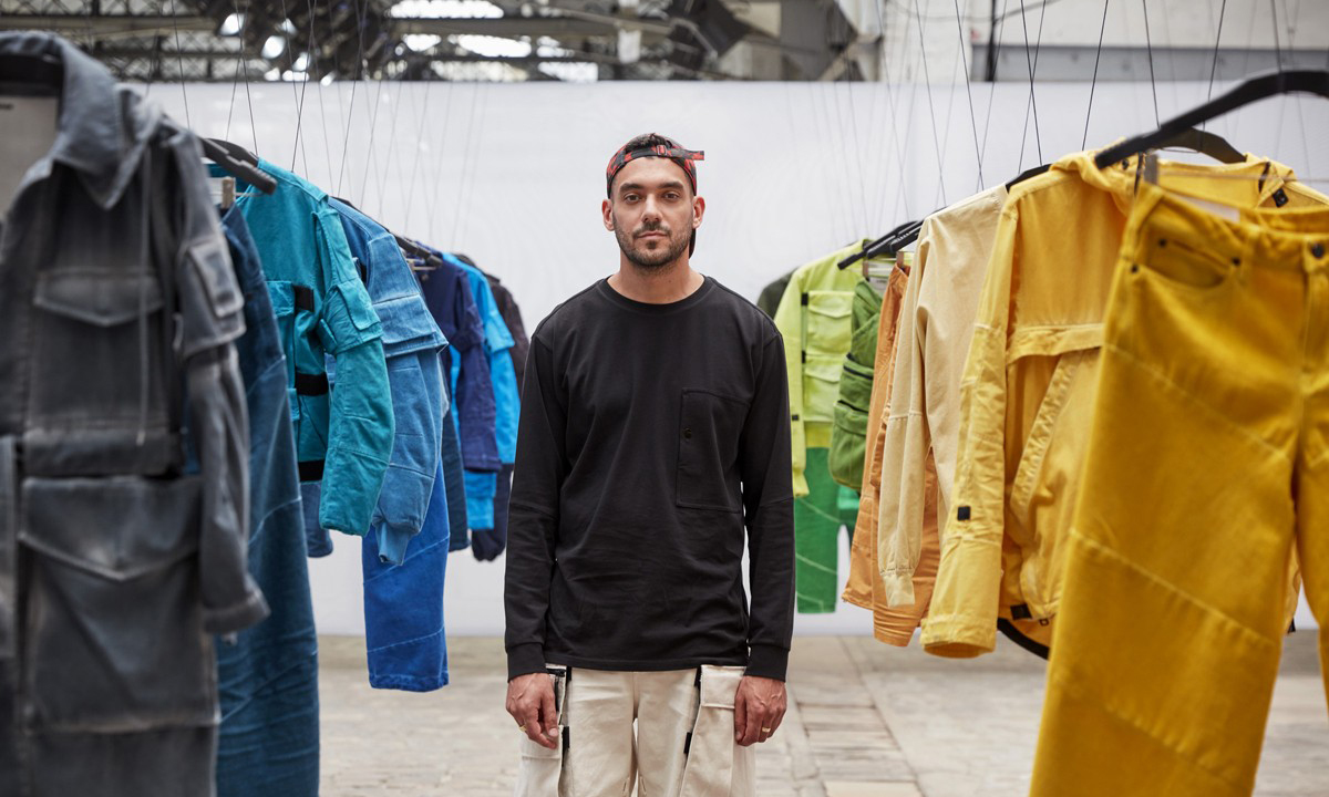 G-Star RAW Research by Aitor Throup 2018 春夏系列预览