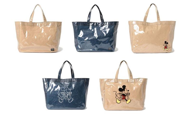Yu Nagaba 联手 PORTER 及 BEAMS 共同推出联名包袋系列