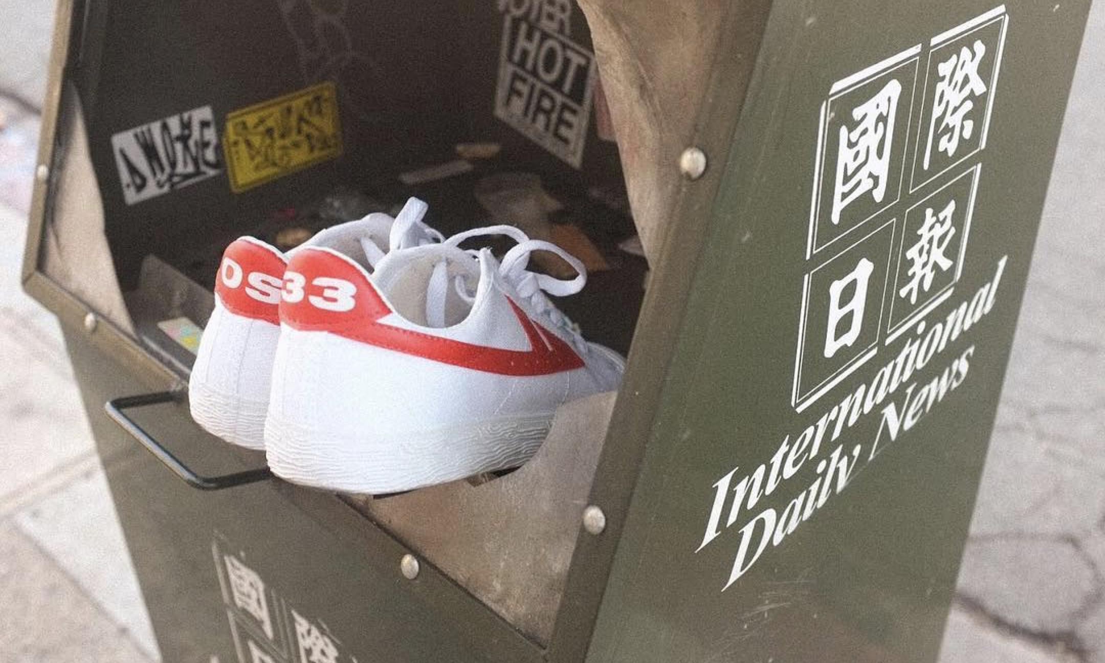 70 欧一双的回力鞋,是想卖给谁?