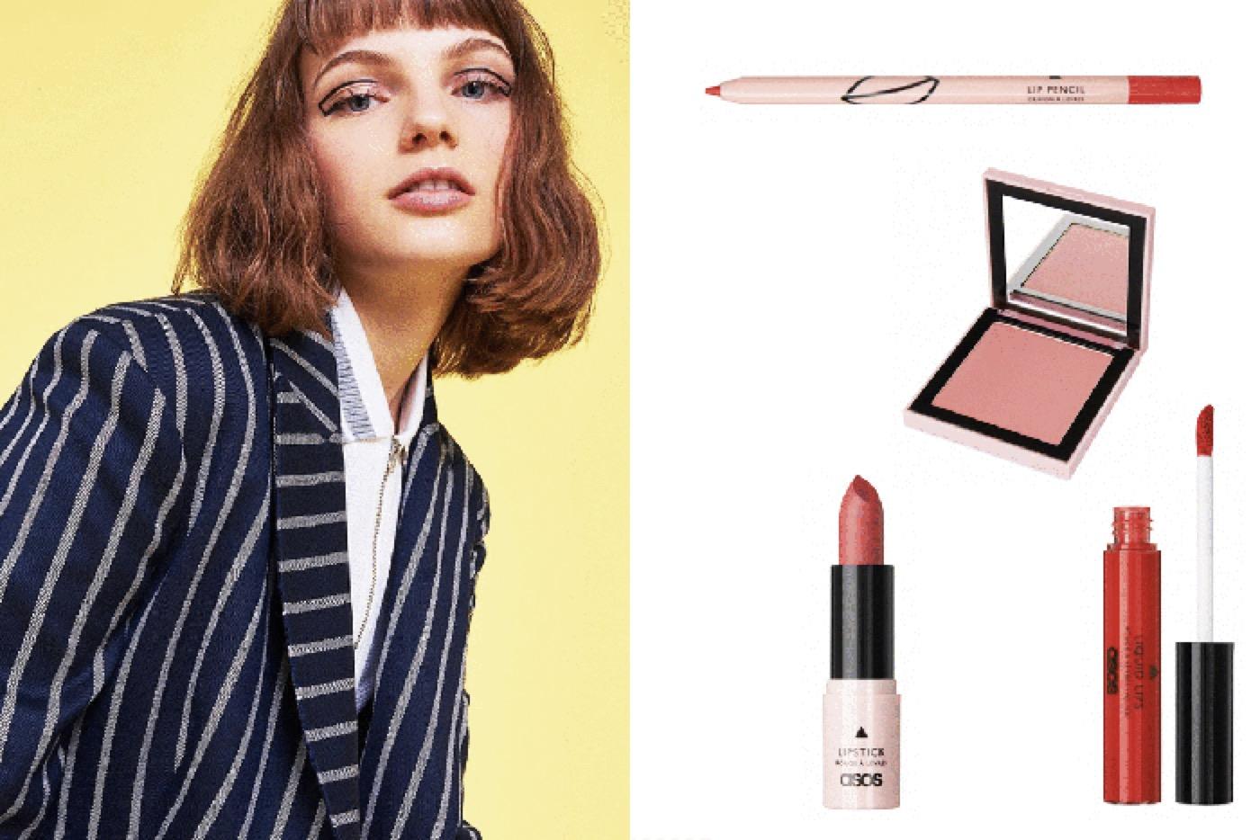 少女快时尚品牌 ASOS 推出化妆品副线