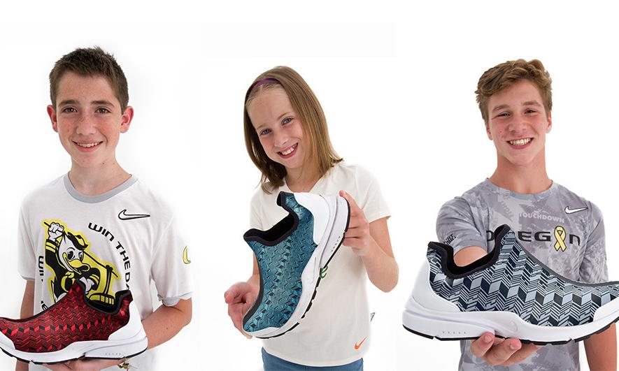 "Nike Presto X ""Doernbecher"" 慈善系列本周发售"