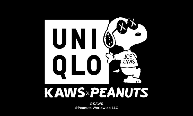 KAWS 预告,与 UNIQLOUTx PEANUTS 2017 秋冬联名系列即将登场