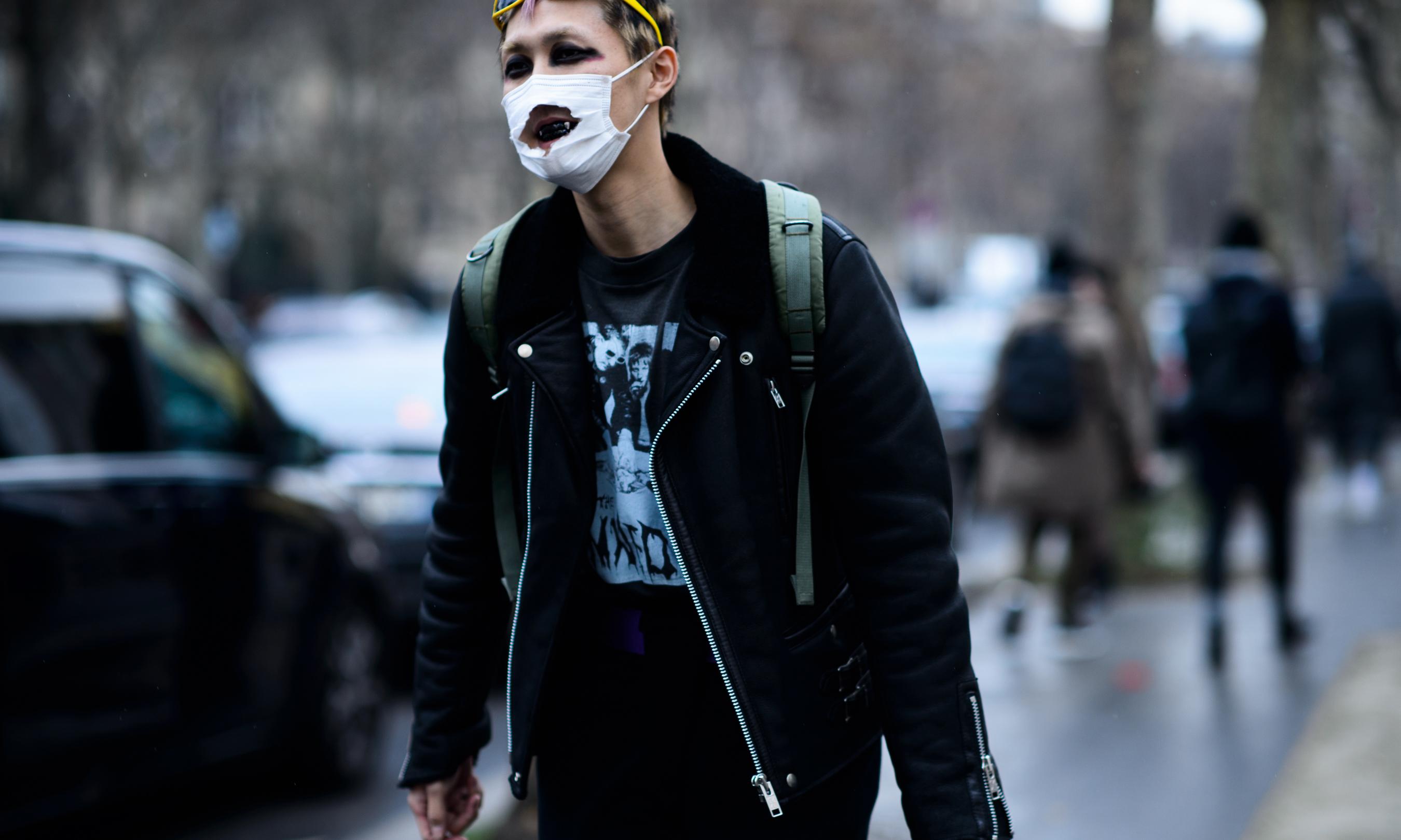 是不是只有穿铆钉皮衣的才叫朋克?