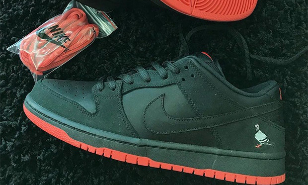 "Nike Dunk Low SB ""Pigeon"" 正式发售日期已定"