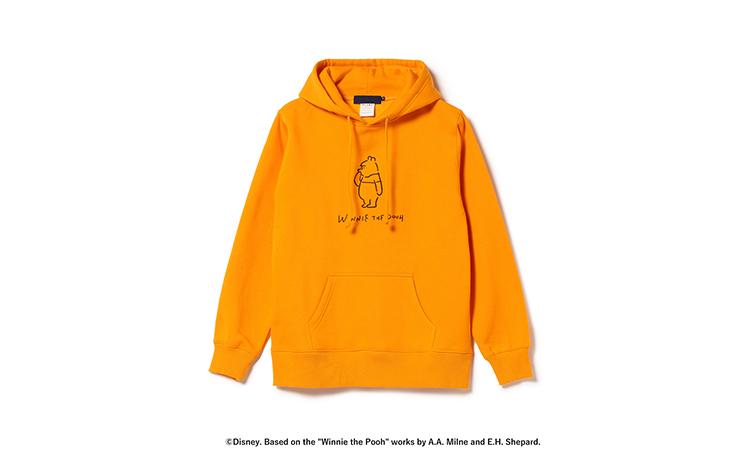"""长场雄 x BEAMS T """"Pooh Bear"""" 主题插画系列"""