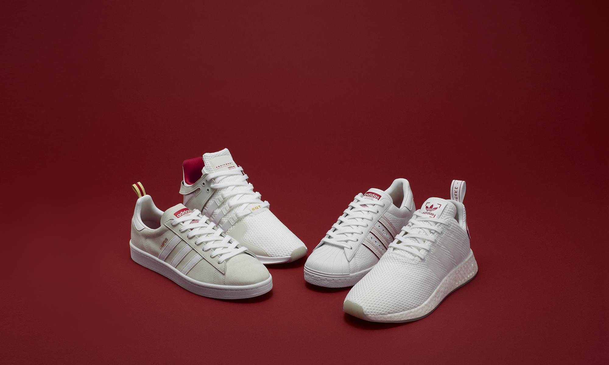 庆祝中国新年,adidas Originals 全新中国新年别注系列登场