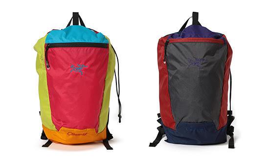 Arc'Teryx 携手 BEAMS BOY 带来 20 周年独占限定款背包