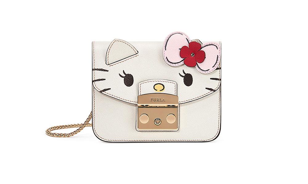 Hello Kitty x Furla 联合打造轻奢少女风