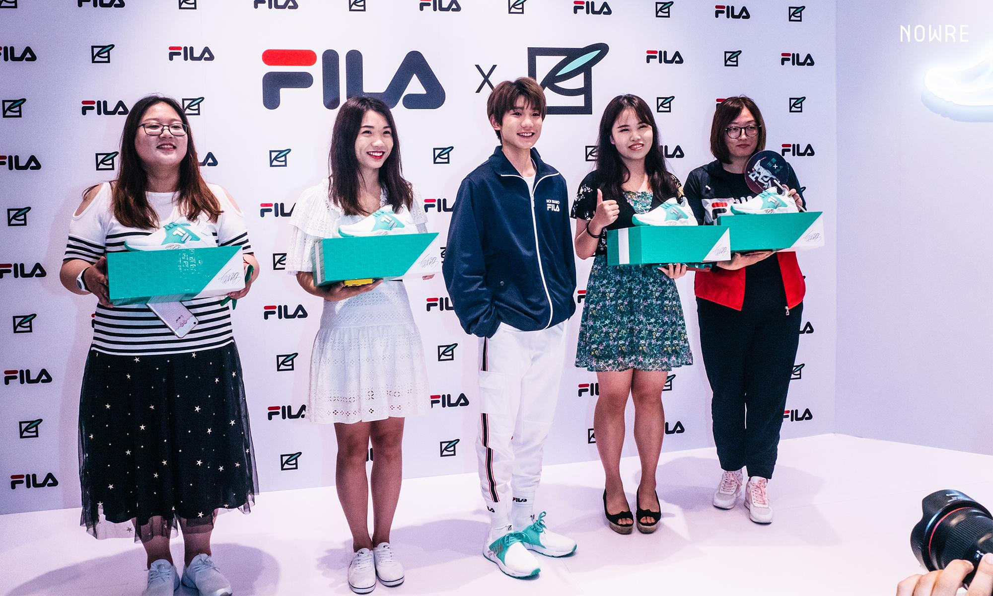 FILA 正式发布旗下全新潮流品牌 FILA FUSION