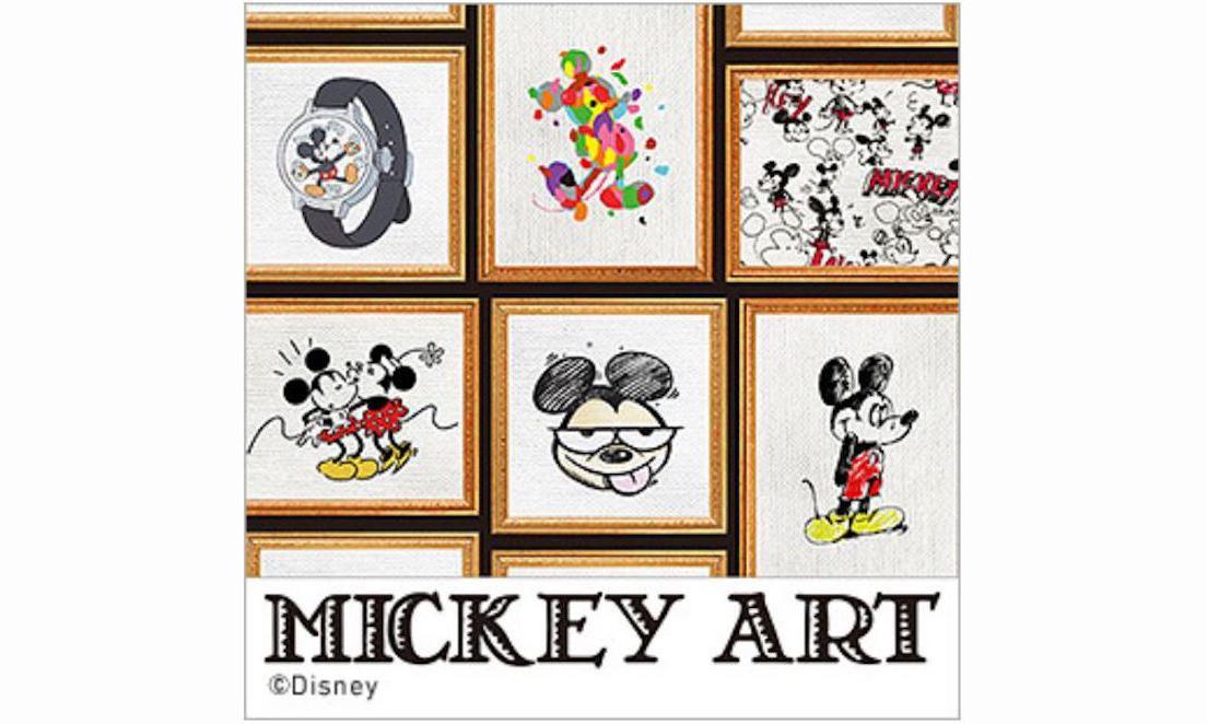"""携手六位艺术家的 UT """"Mickey Art"""" 系列发布"""