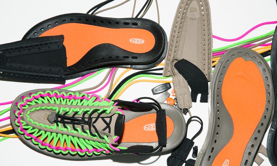 KEEN x BEAMS 推出 UNEEK 鞋款定制服务