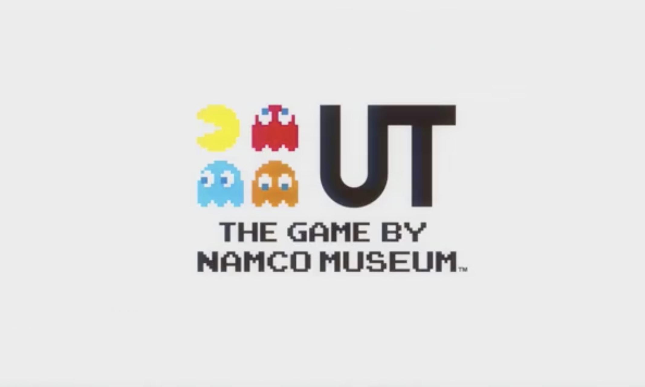 """""""吃豆人"""" 来了,UNIQLO UT x NAMCO 联名系列发布"""