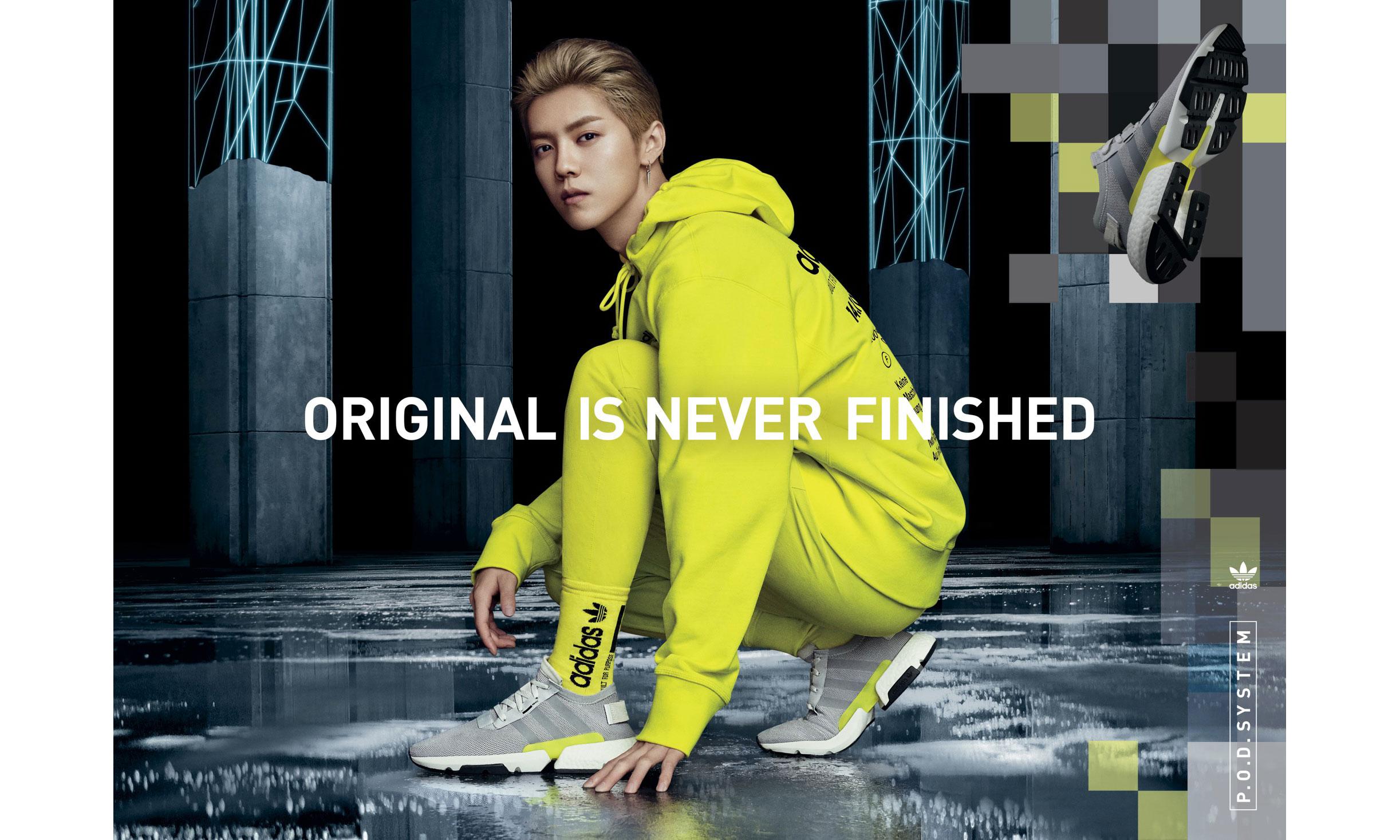 adidas Originals 2018《原创不息》秋冬大片来袭