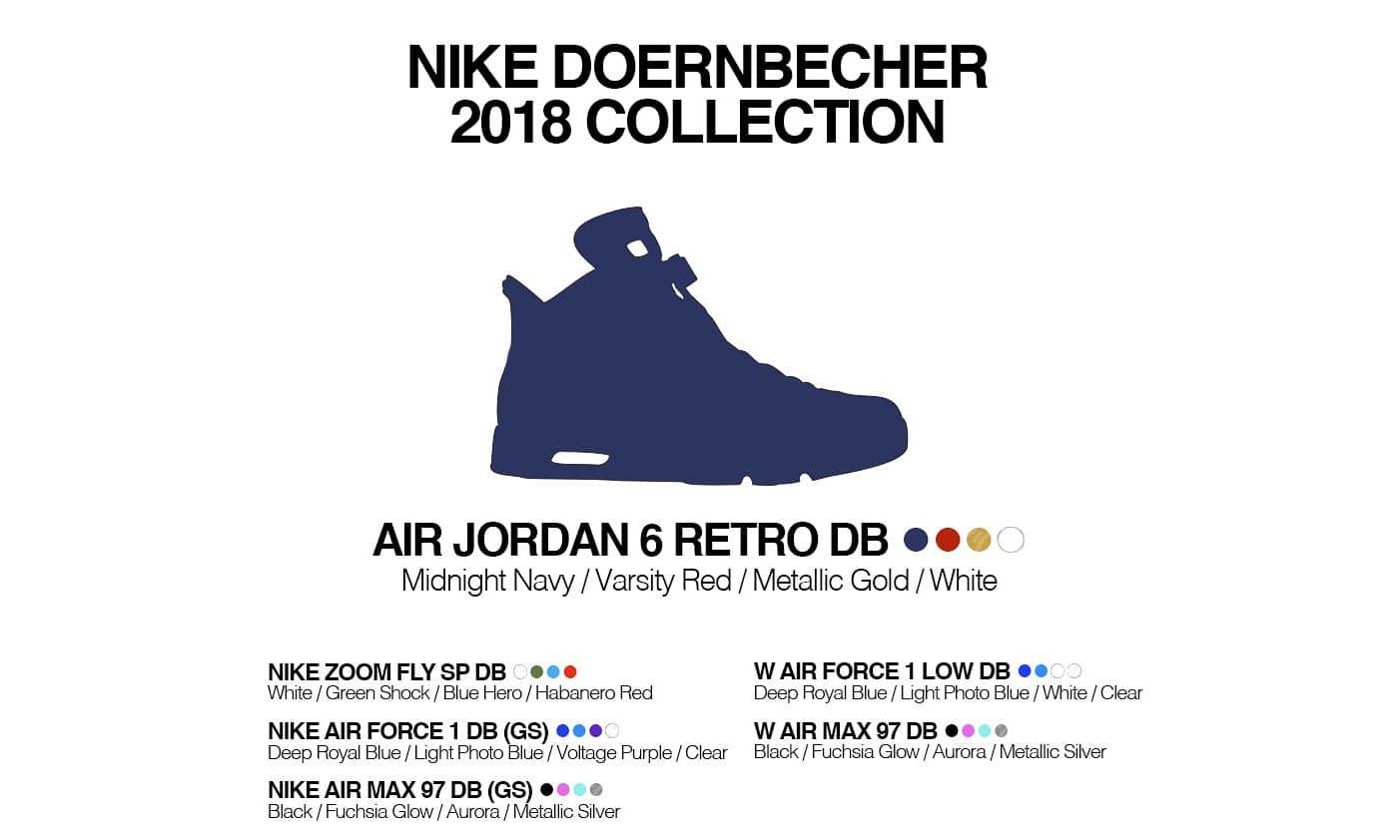 Nike x Doernbecher 慈善球鞋系列将于 11 月登场