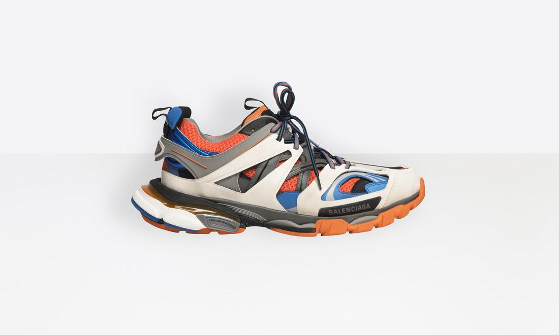 BALENCIAGA Track 跑鞋现已上架国内官网