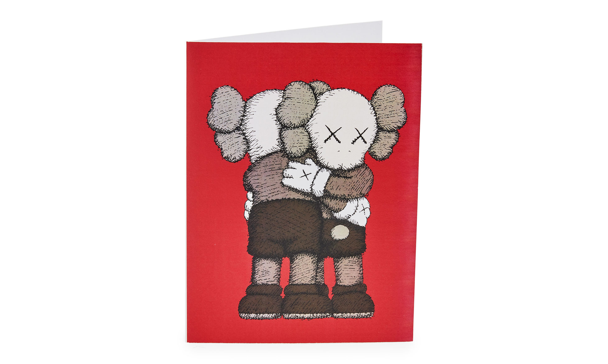 MoMA 携手 KAWS 等艺术家带来假日贺卡套装