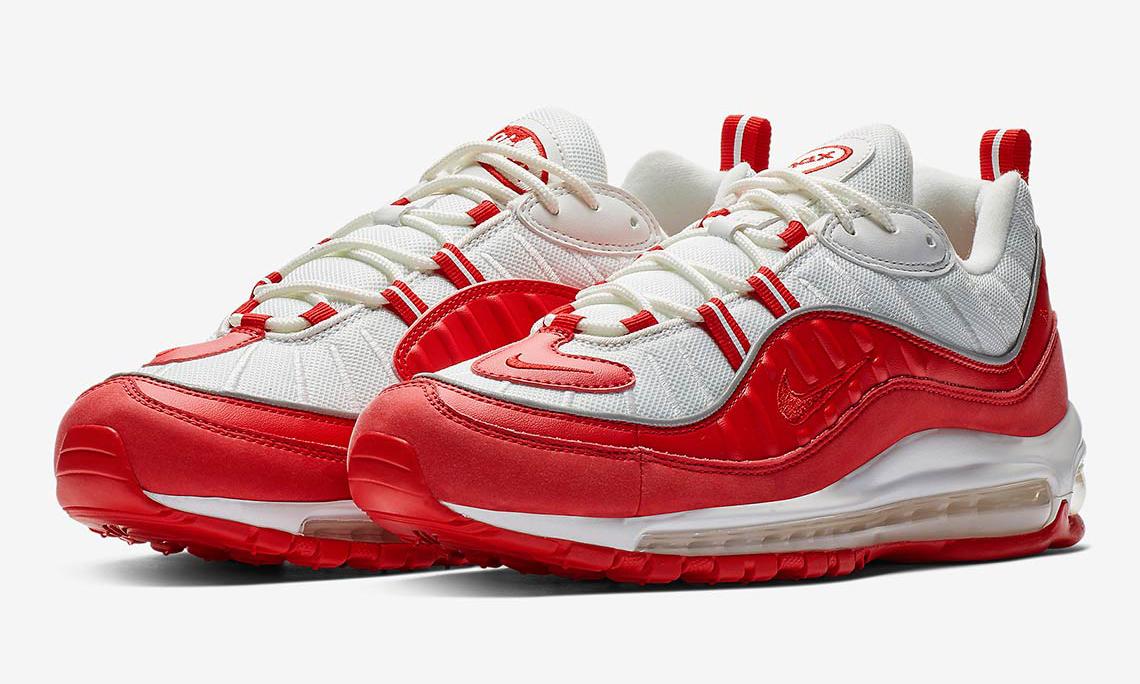 """平价入手 """"Supreme x Nike"""" Air Max 98?你们的机会来了"""