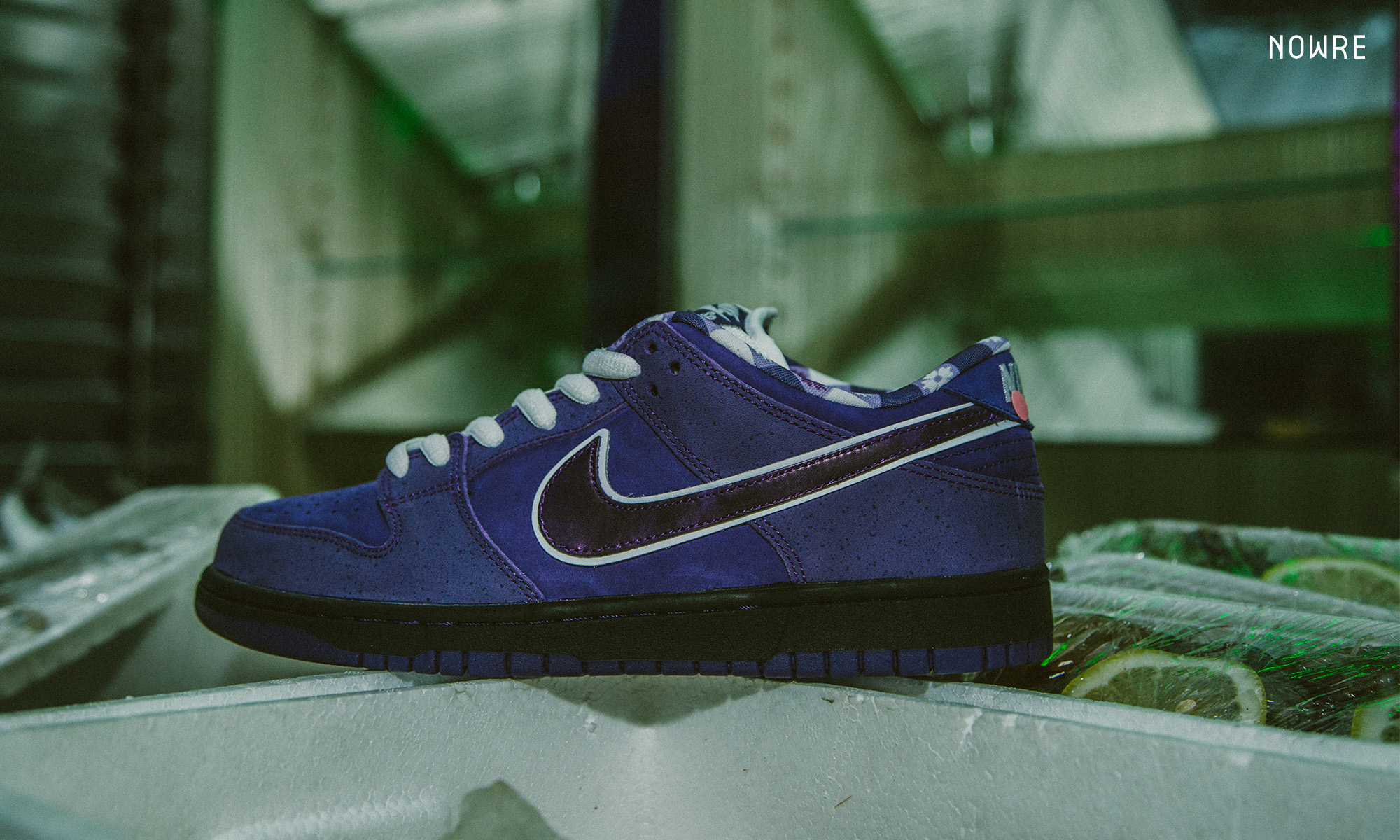 上海一场被叫停的球鞋发售活动…
