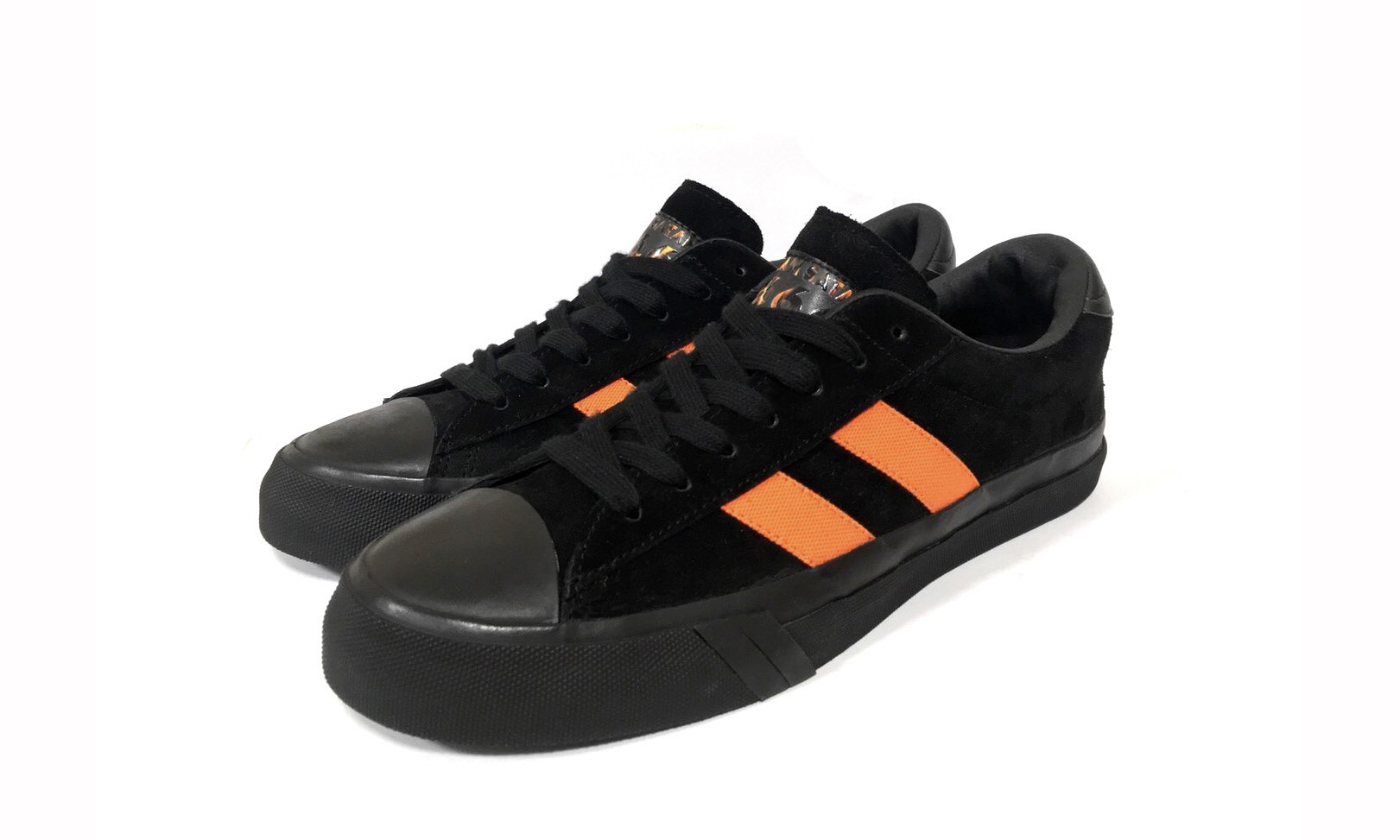 TEAM SATAN SKATEBOARDING x PRO-Keds 打造联名鞋款