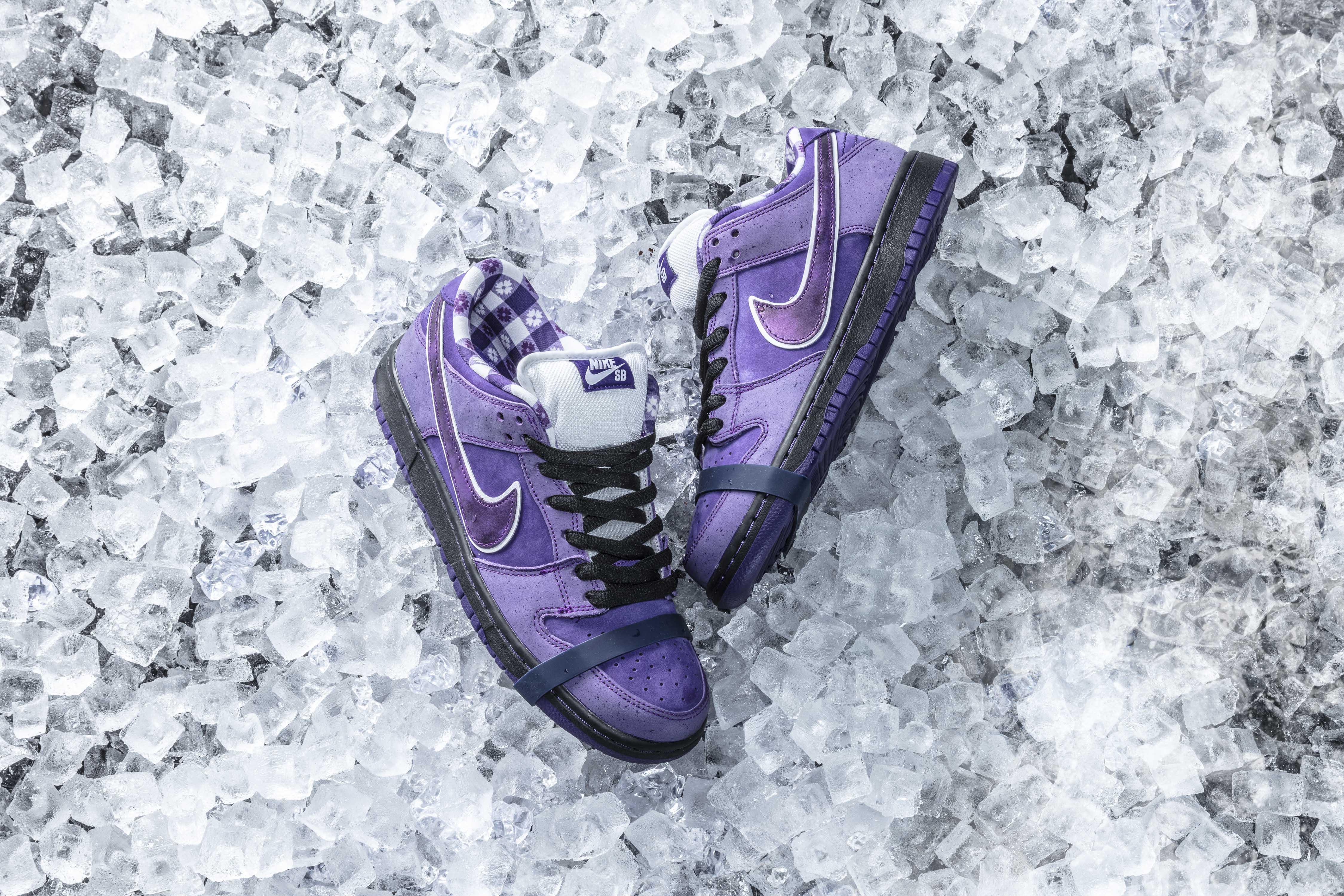 """""""紫龙虾""""来了!CONCEPTS x Nike SB Dunk """"Purple Lobster"""" 正式发布"""