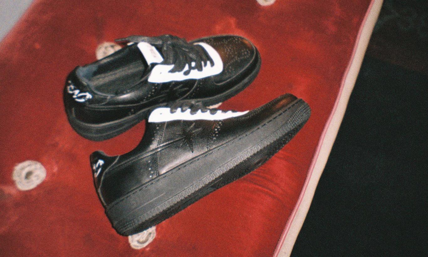 Gab3 of UZI 个人鞋履品牌 STARWALK 与 NUMBER (N)INE 展开联名