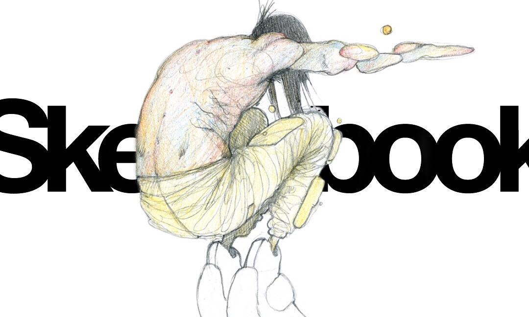 """这个账号把 Aitor Throup 的日常插画手稿 """"一网打尽"""""""