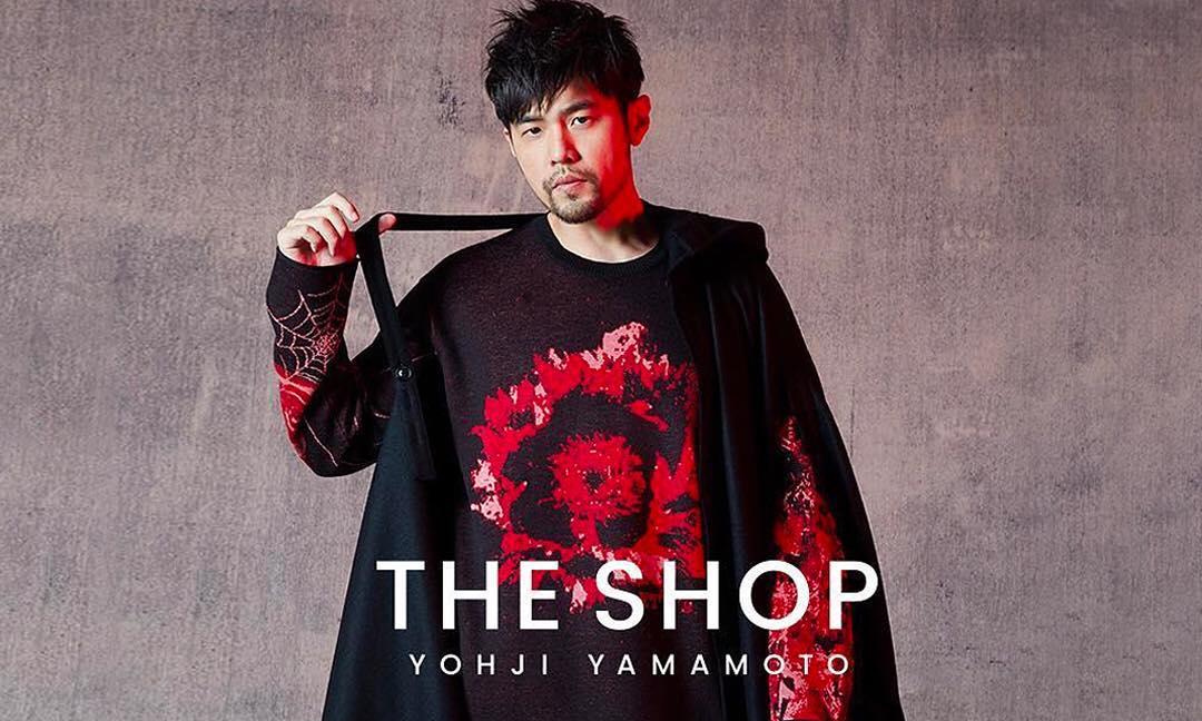 Yohji Yamamoto Inc. 中文官方购物网站正式开通