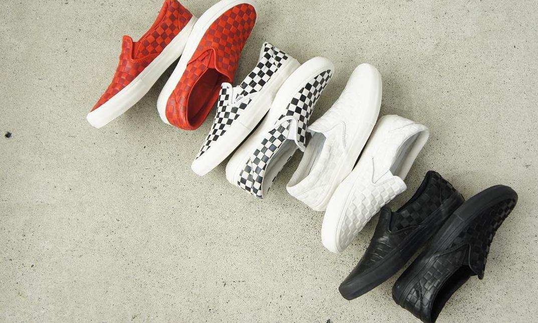 Engineered Garments x Vans Vault 联名鞋款释出
