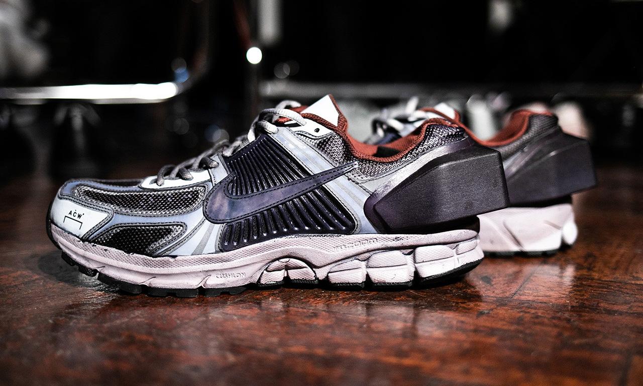 这双特别版 ACW x Nike,市场价已经上万元?