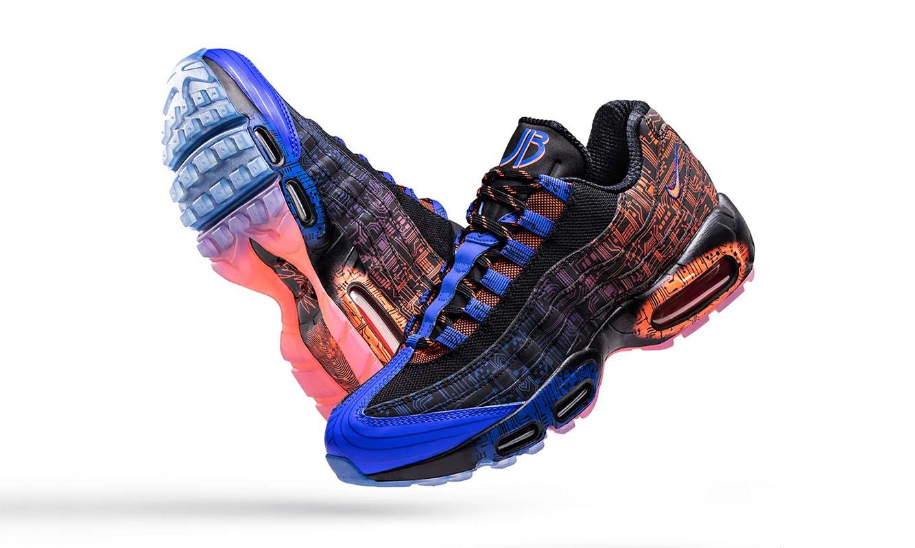 庆祝 15 周年,Nike Doernbecher Freestyle 将重新发售几款过往设计
