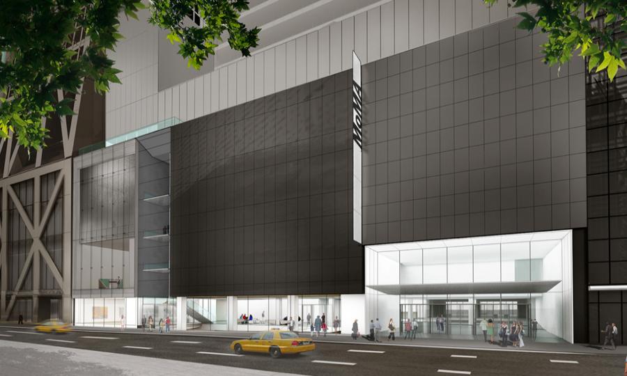 纽约现代艺术博物馆 MoMA 将扩建
