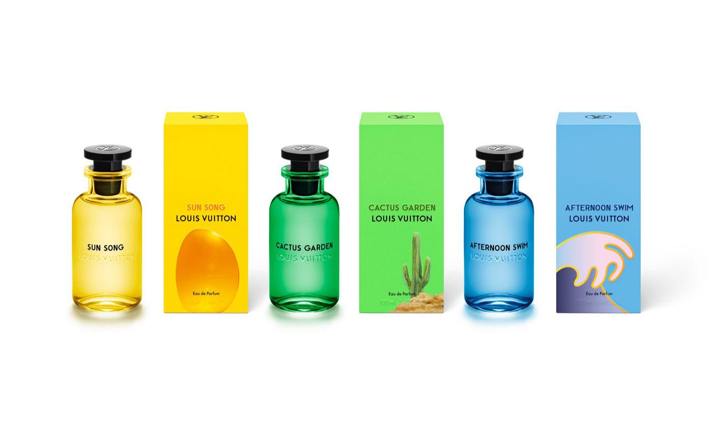 """Louis Vuitton 推出中性香水系列 """"Les Colognes"""""""