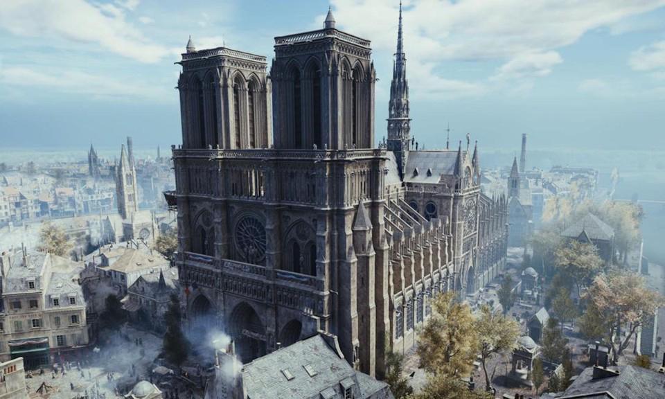 为纪念巴黎圣母院,《刺客信条:大革命》宣布限时免费下载