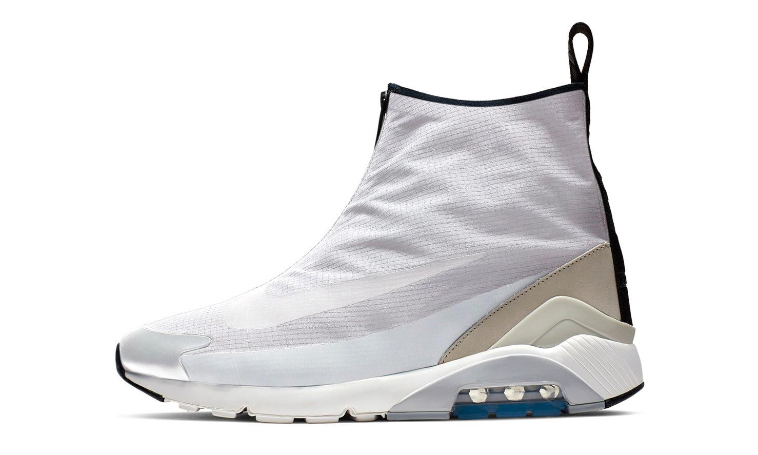 """AMBUSH® x Nike Air Max 180 Hi 即将上架 """"Light Bone"""" 配色"""