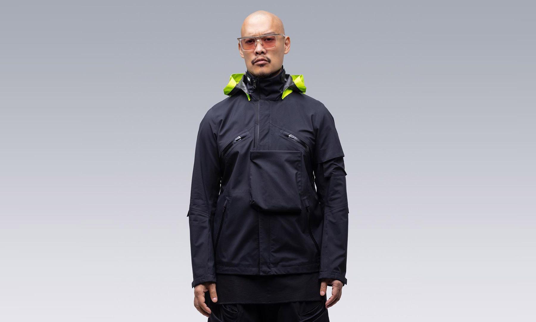 室内外无碍切换,ACRONYM® F1-T 夹片太阳镜系列释出