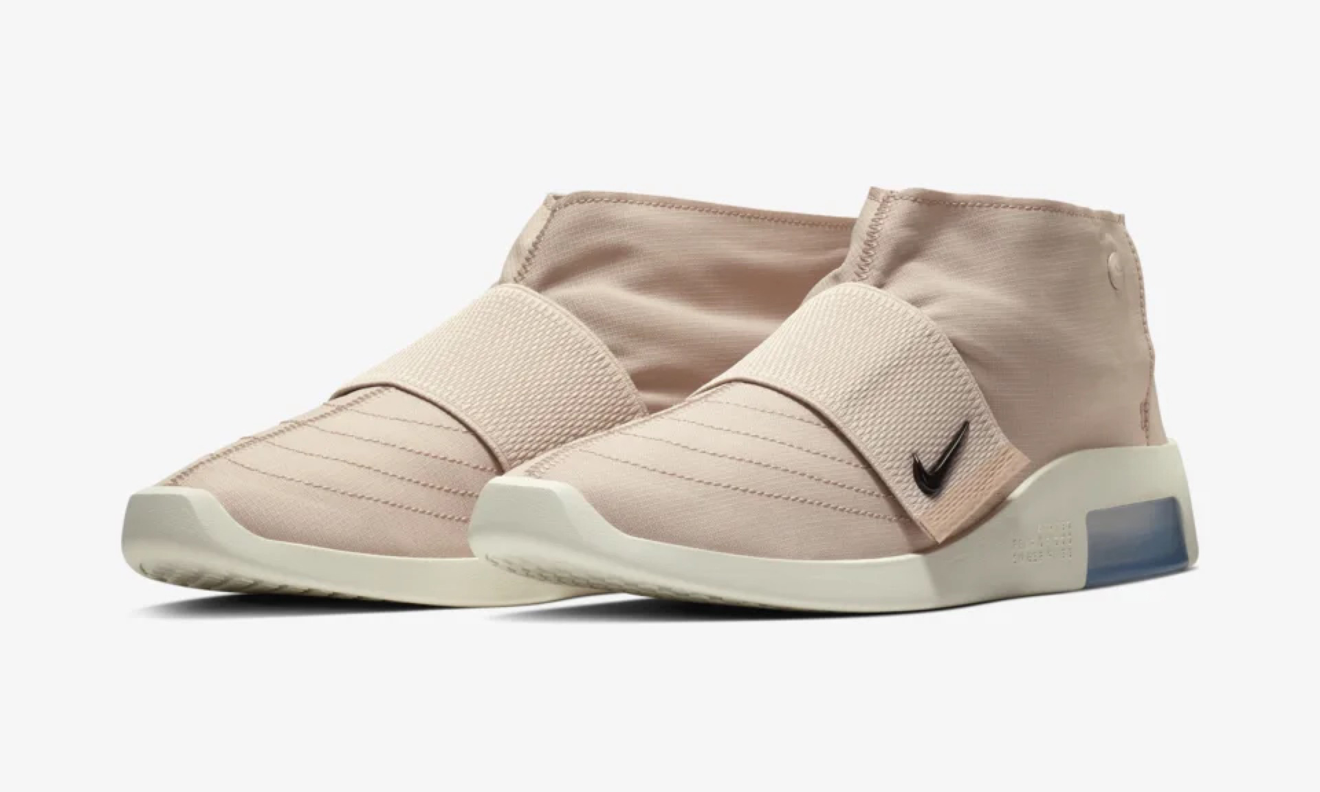 Nike Air Fear of God Moc 全新配色上架国区 SNKRS