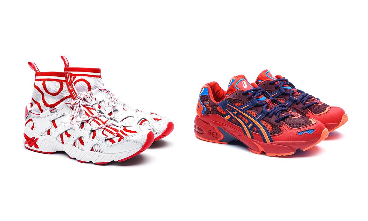 你现在还有机会原价入手 ASICS x Vivienne Westwood 联名鞋款