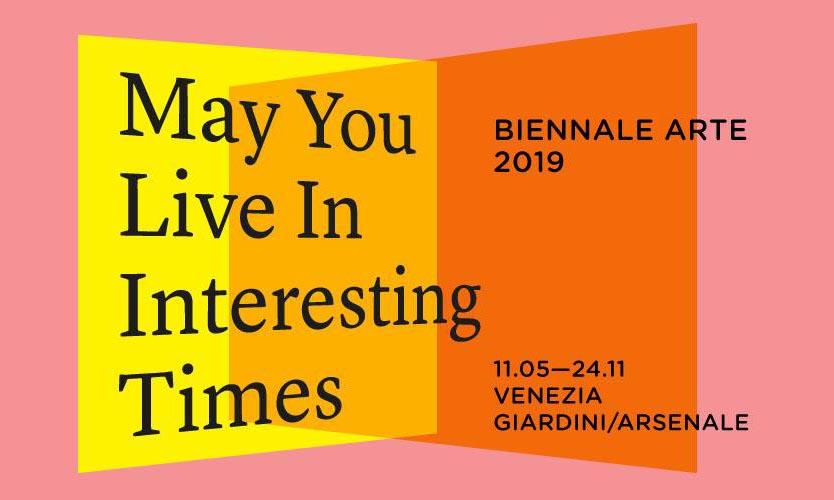 第 58 届威尼斯双年展 5 月降临