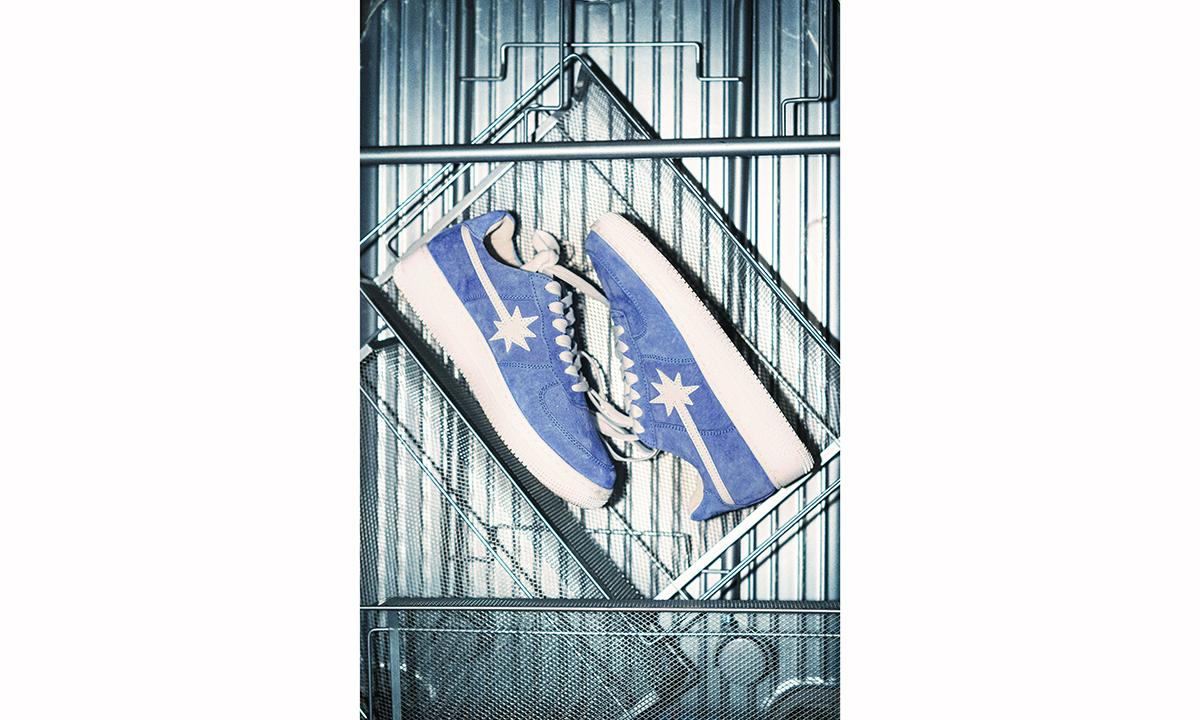 Starwalk 携手上海先锋买手店 ENG 推出限定鞋款