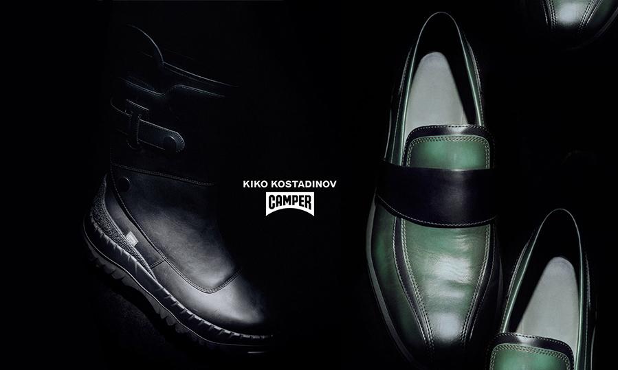 Kiko Kostadinov x CAMPER 2019 秋冬系列联名鞋款释出