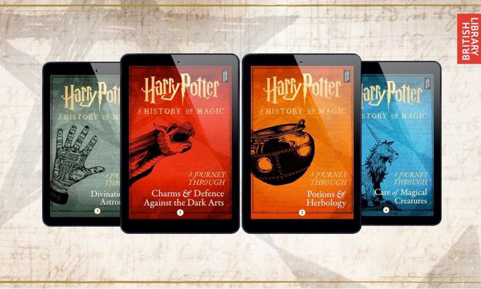 等了 10 年《Harry Potter》要出新书?JK Rowling 宣布推出四本新小说
