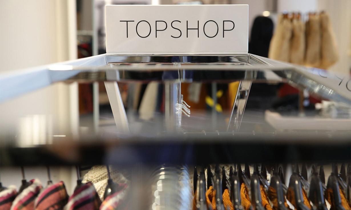 绝处逢生?面临倒闭的 Topshop 将进驻 ASOS 在线商店