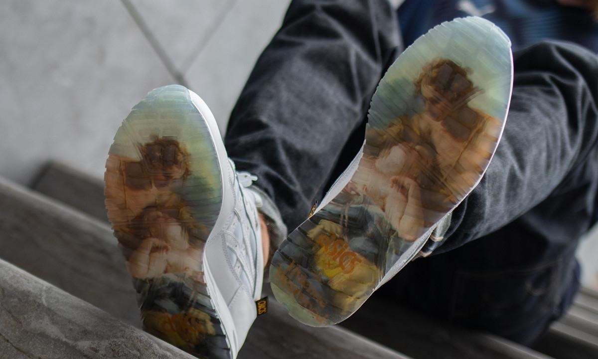 Vivienne Westwood x ASICS GEL-Saga 全新合作鞋款近赏