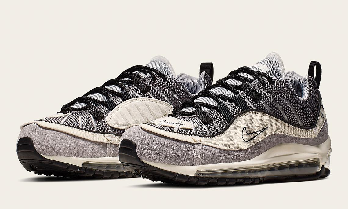 """也玩反转,Nike Air Max 98 """"Inside Out"""" 即将登场"""