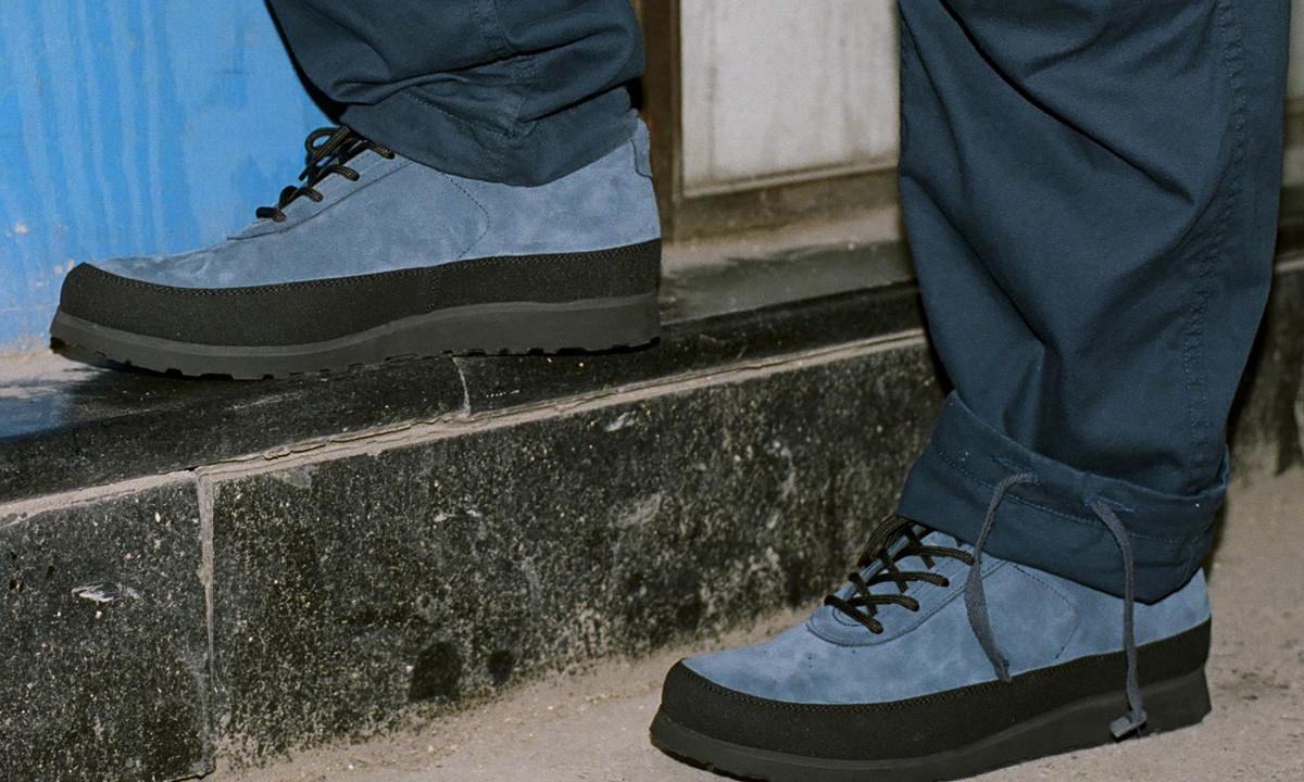 Engineered Garments x Tarvas 联名鞋款发售