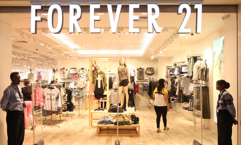 Forever 21 因在订单中赠予减肥食品,被指控侮辱肥胖人群