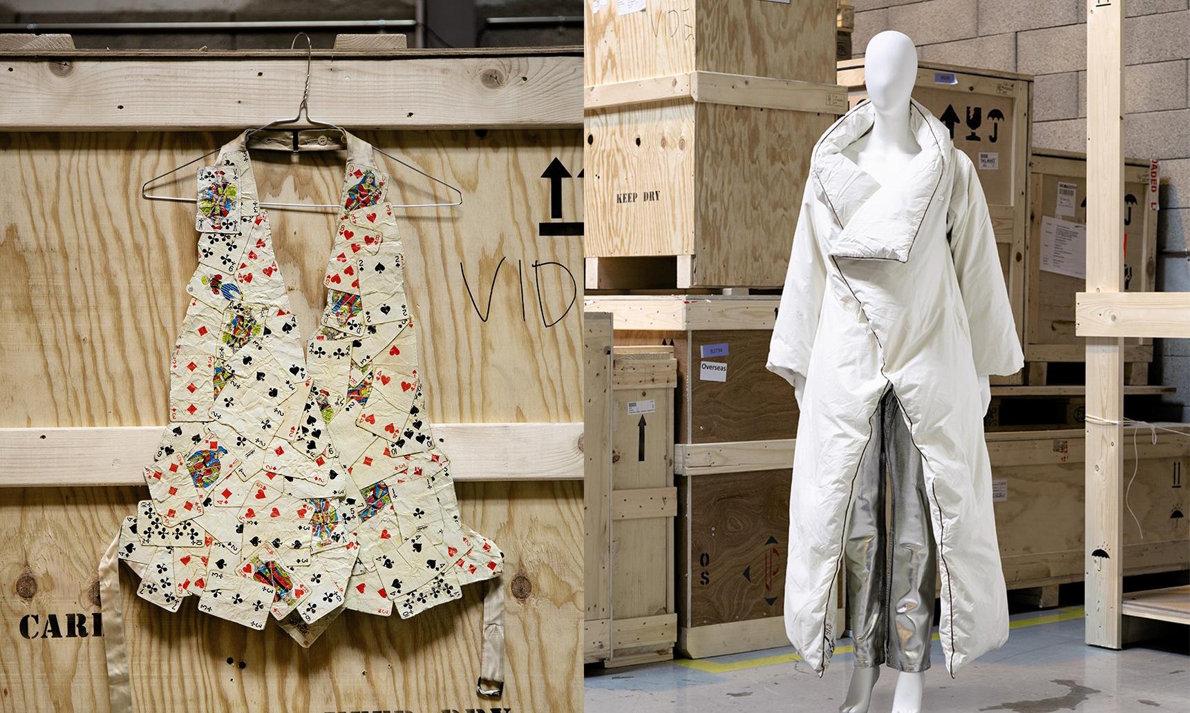 苏富比将拍卖 220 件 Martin Margiela 的过往作品