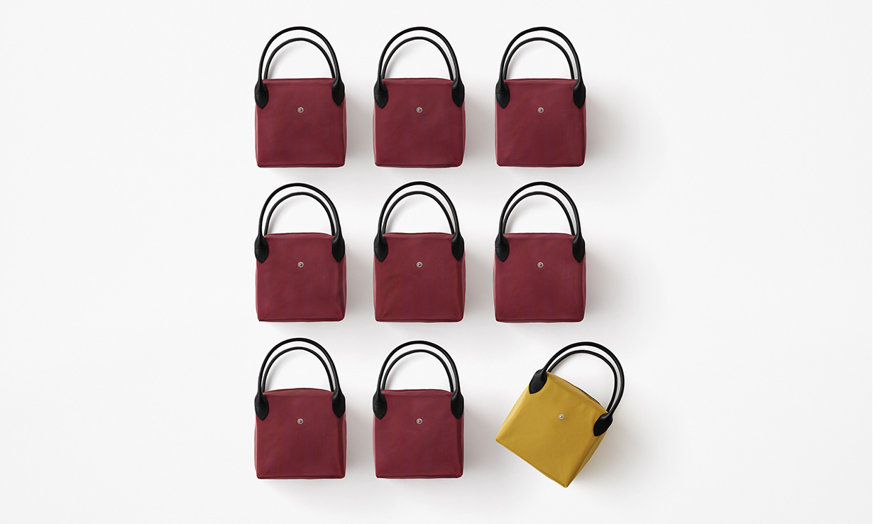 Longchamp 与日本设计工作室 Nendo 的联乘系列发售
