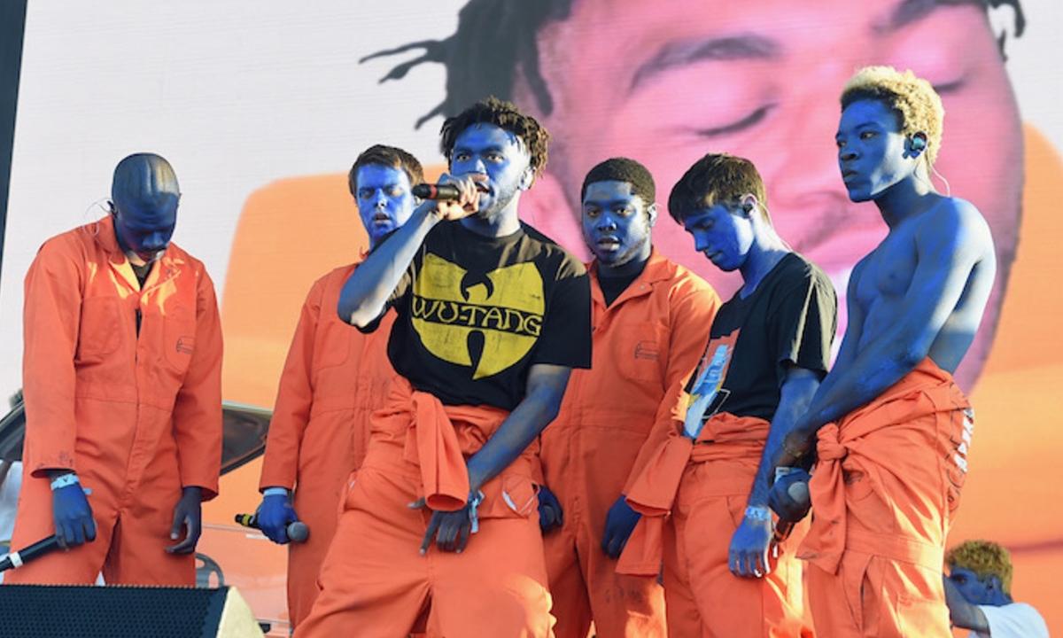 嘻哈男团 BROCKHAMPTON 释出全新歌曲片段
