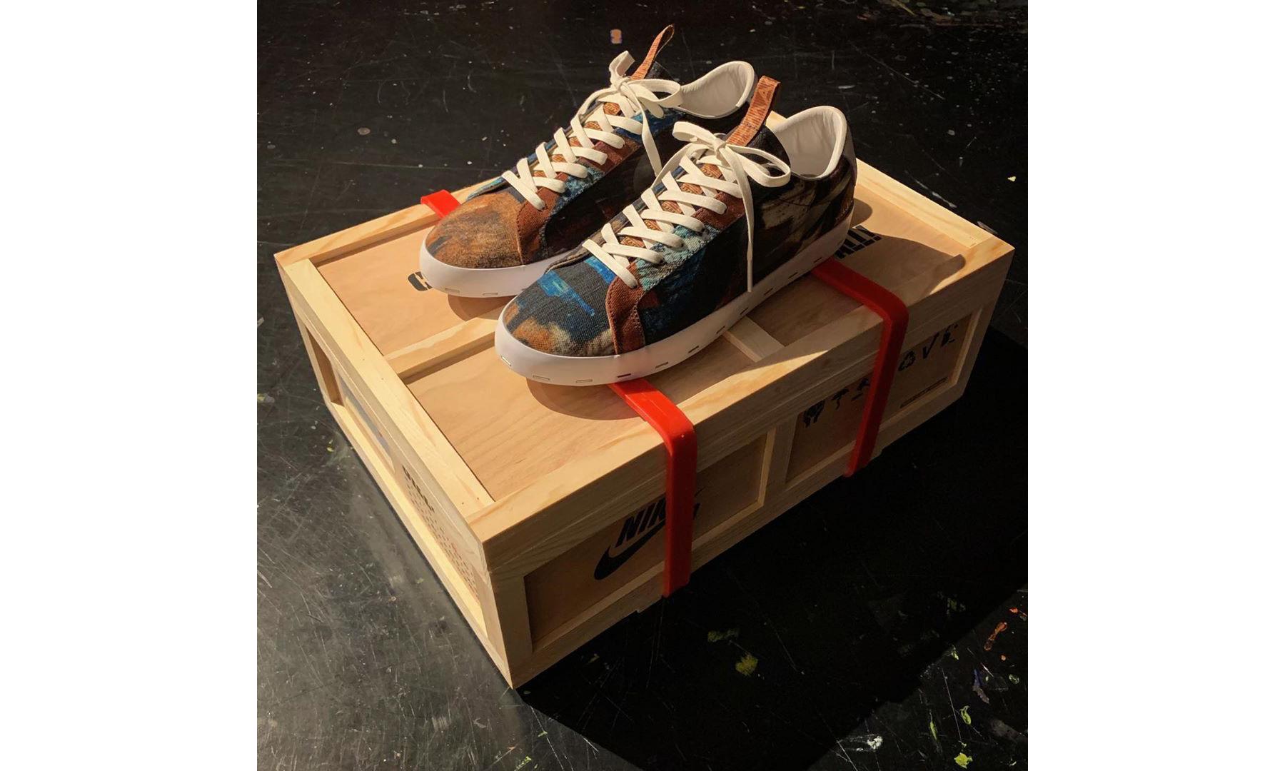 Michael Lau 曝光与 Nike SB 推出的全新联名 Blazer